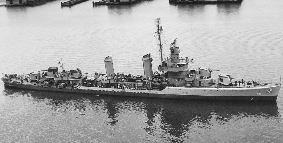 USS Benson