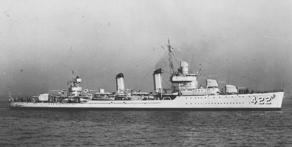USS Mayo
