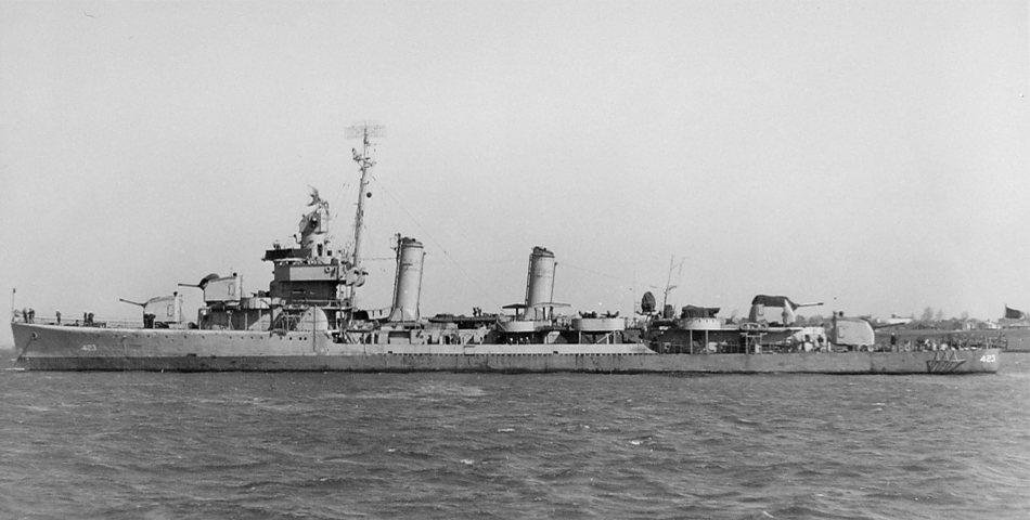 USS Gleaves