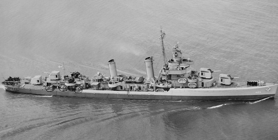 USS Niblack