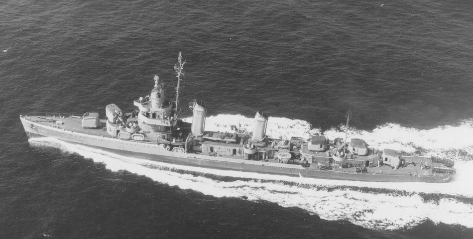 USS Hilary P. Jones