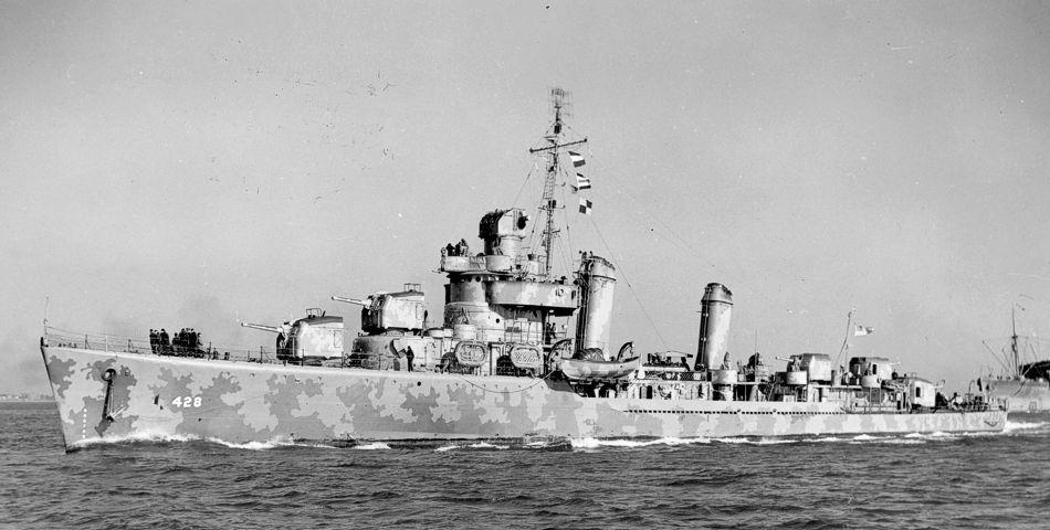 USS Charles F. Hughes