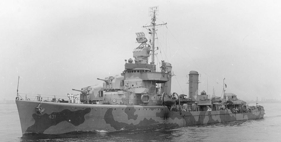 USS Plunkett