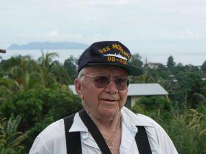 Shipmate Chet Thomason