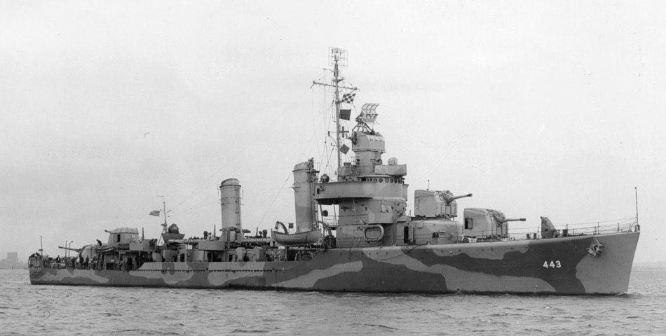 USS Swanson