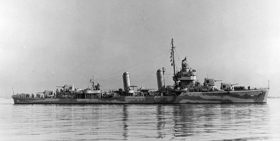 USS Forrest