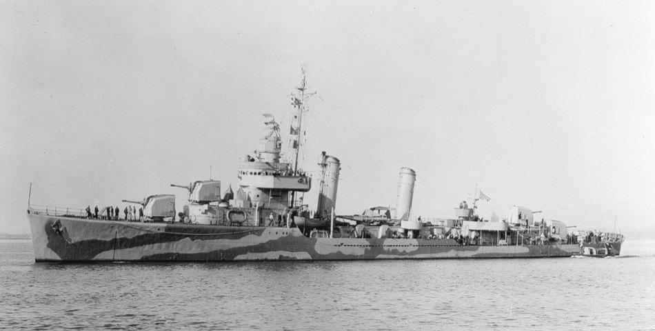 USS Fitch