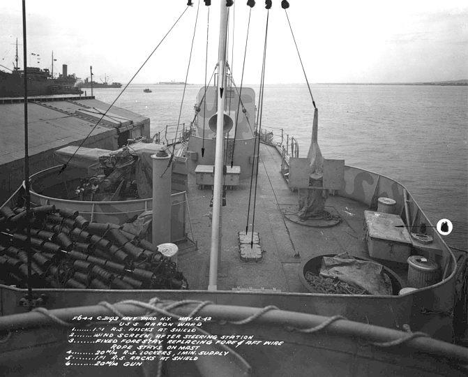 USS Aaron Ward