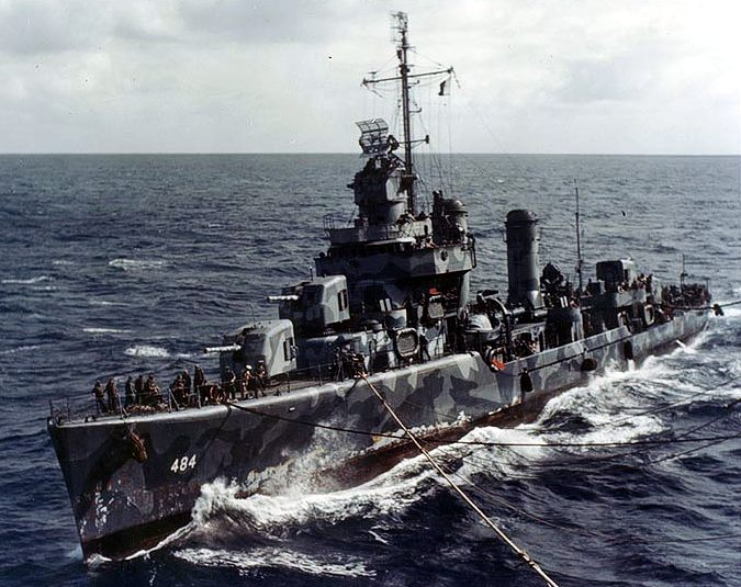 USS Buchanan