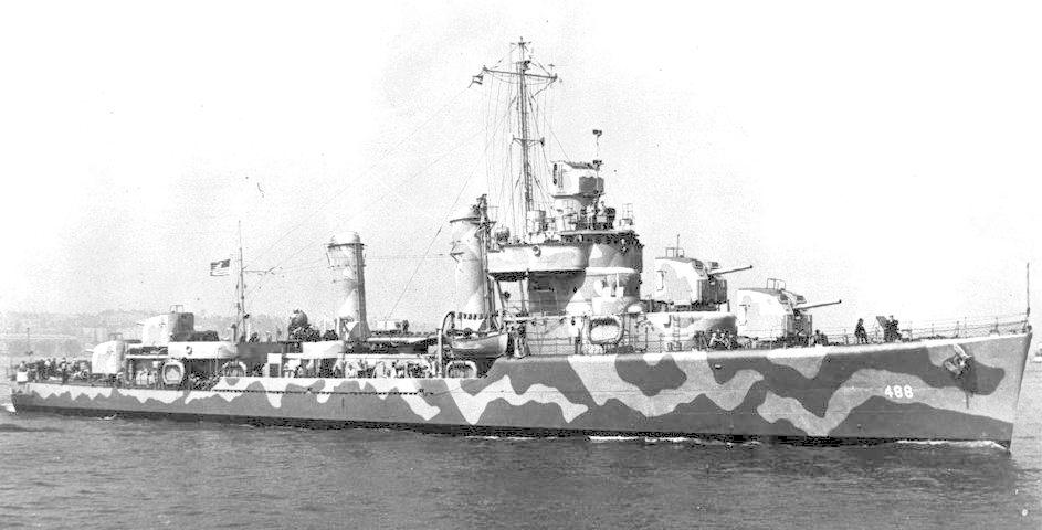 USS McCalla