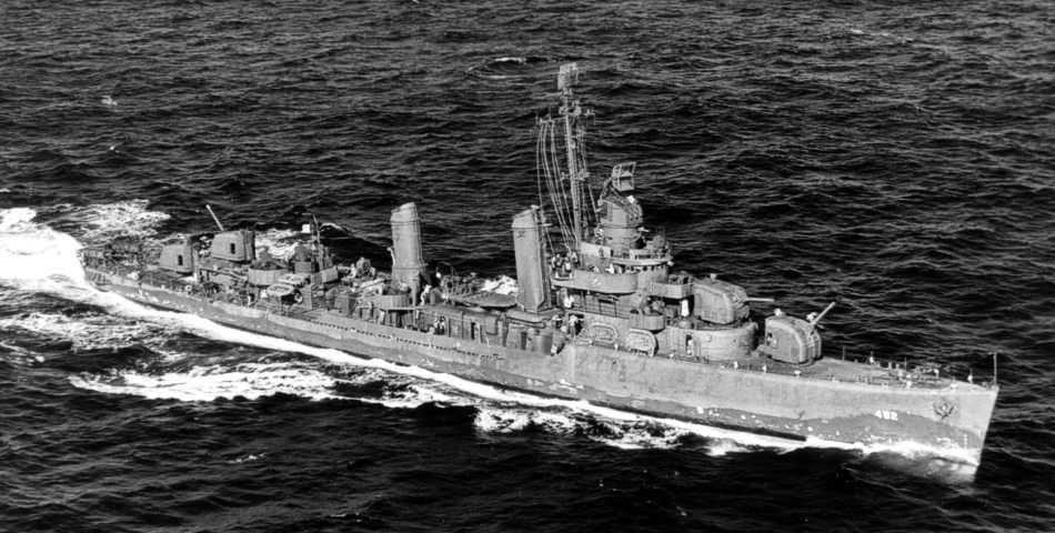 USS Bailey