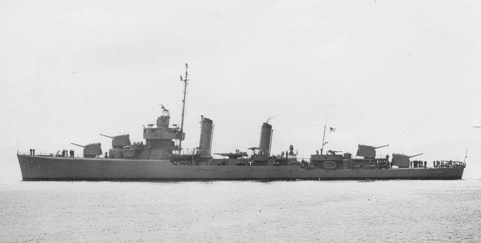 USS Carmick