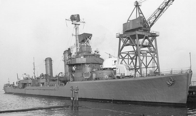 USS Doyle