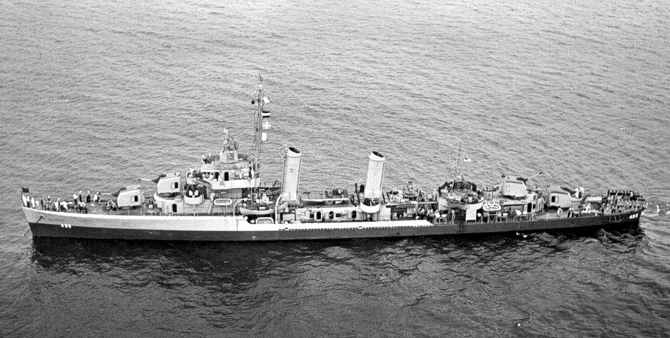 USS Endicott