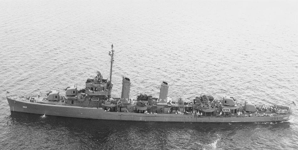 USS Frankford