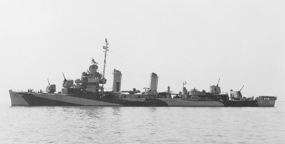 USS Frazier