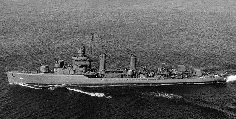 USS Kendrick