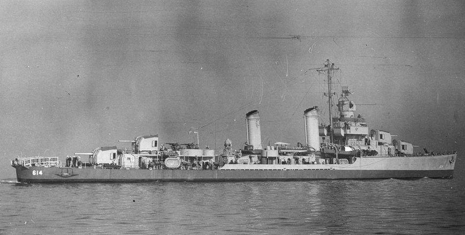 USS Mackenzie