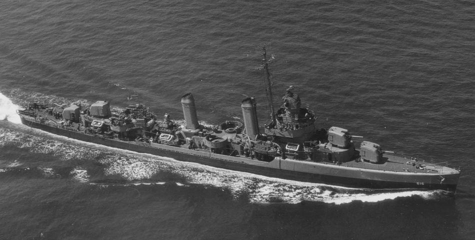 USS Nields