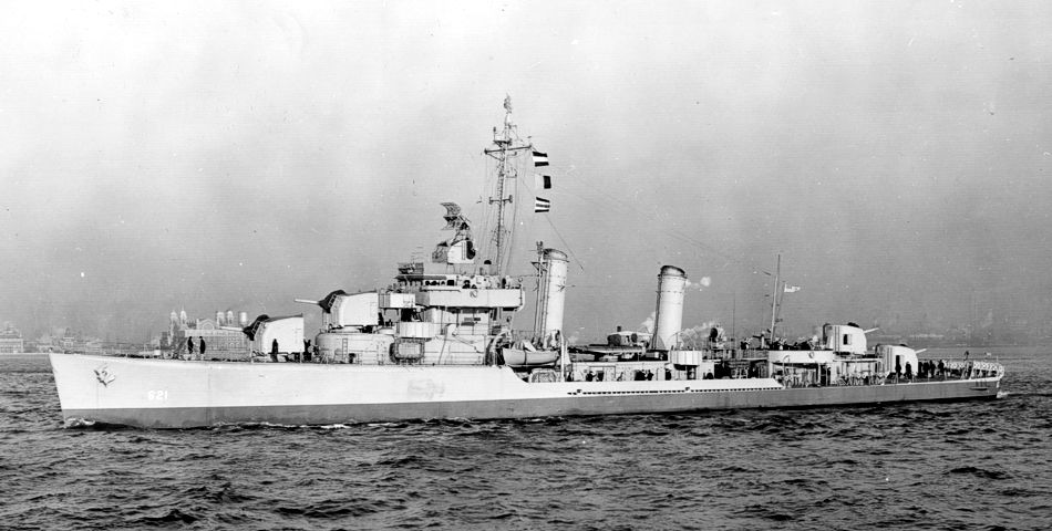USS Jeffers