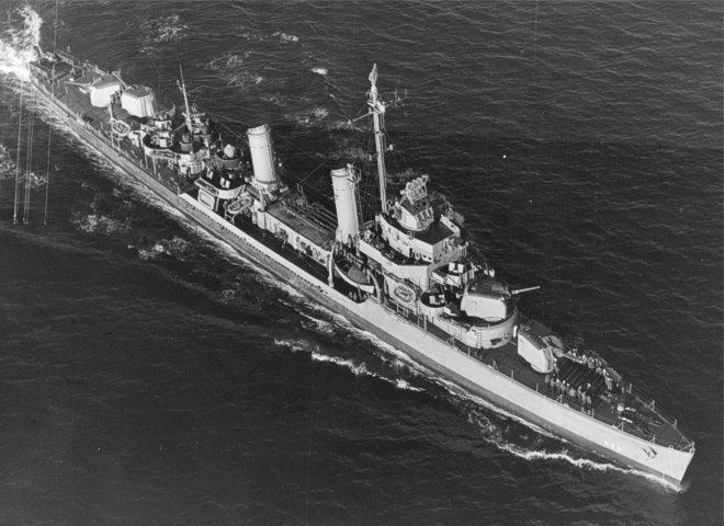 USS Baldwin