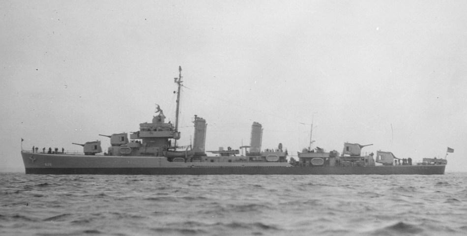 USS Satterlee