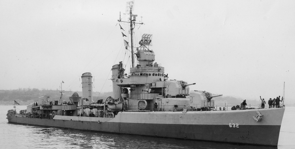 USS Cowie