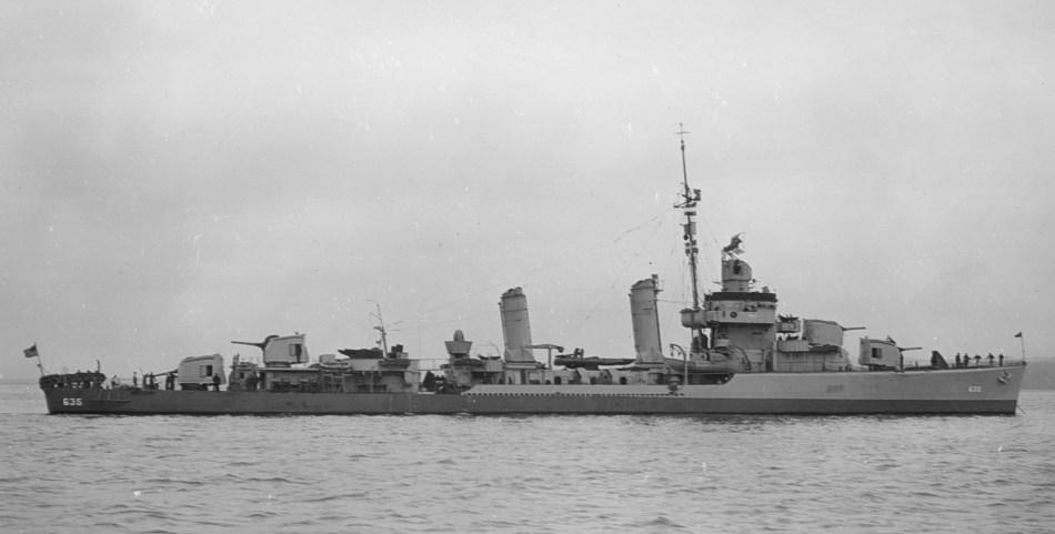 USS Earle
