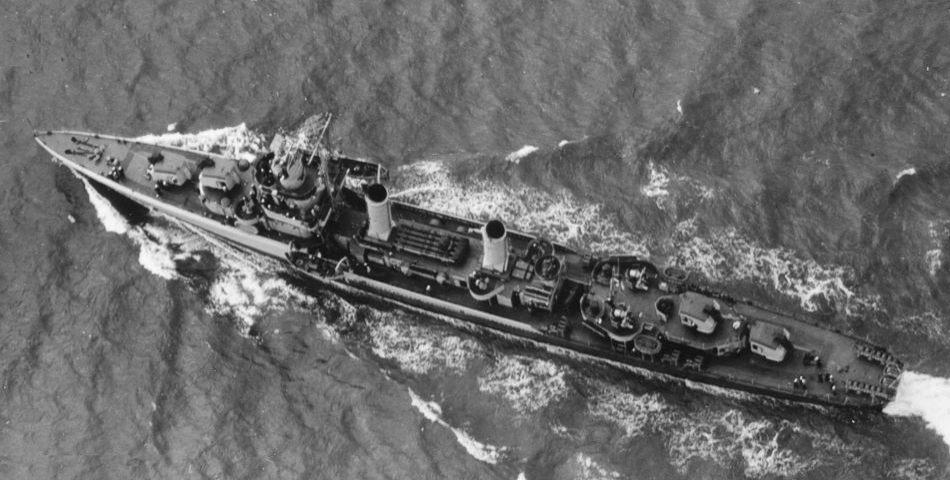 USS Butler