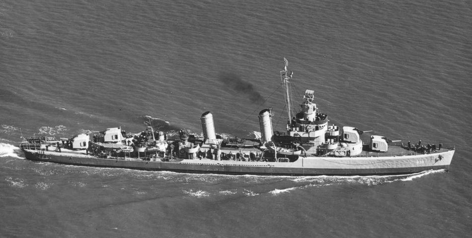 USS Shubrick