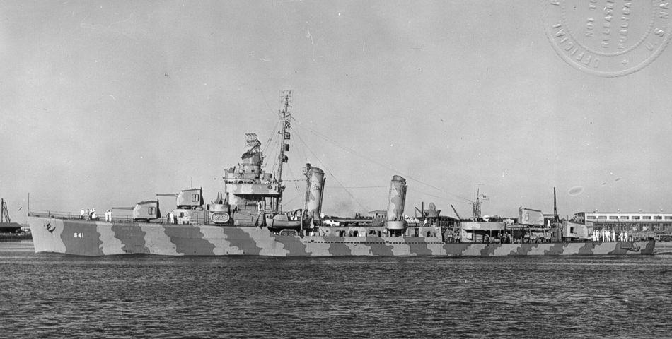 USS Tillman