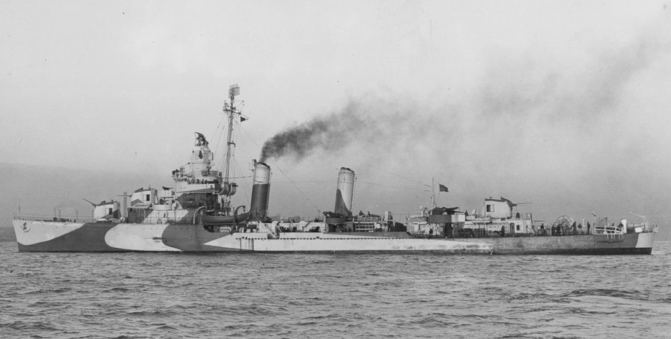USS Ellyson
