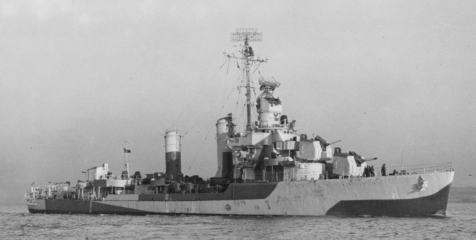 USS Rodman