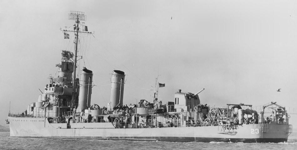 USS Macomb