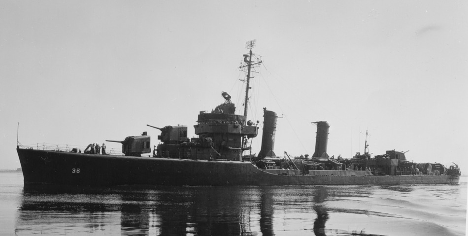 USS McCook