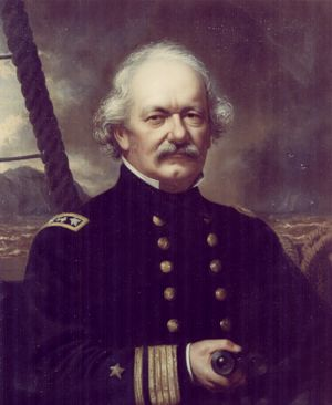 Rear Admiral Theodorus Bailey