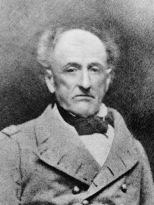 Captain Franklin Buchanan