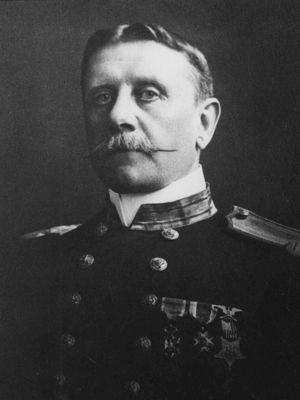 Rear Admiral Oscar Farenholt