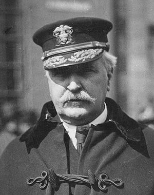 Rear Admiral James Henry Glennon