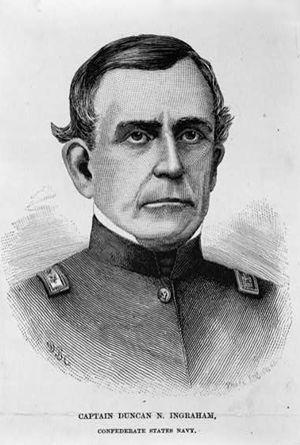 Captain Duncan Nathaniel Ingraham