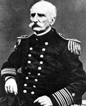 Rear Admiral James L. Lardner