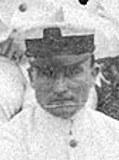 Mons Monssen, USS Iowa, 1906