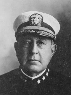 Admiral Hugh Rodman, 1918
