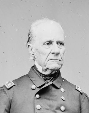 Rear Admiral William B. Shubrick