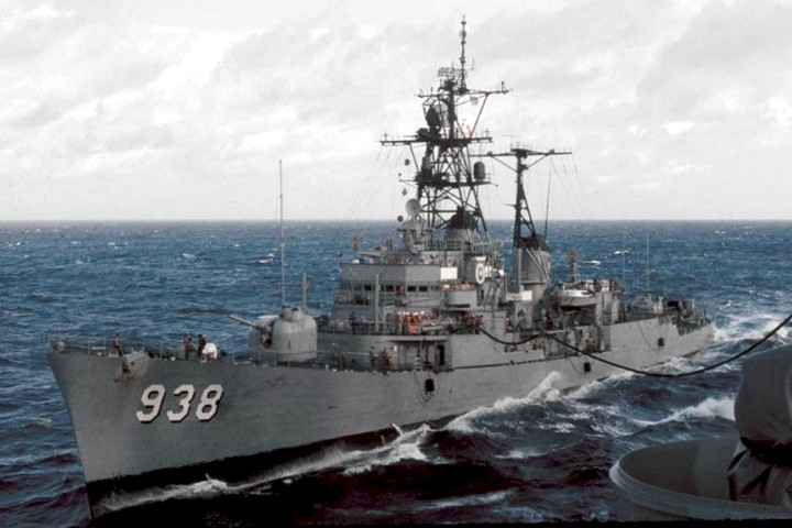 USS Jonas Ingram