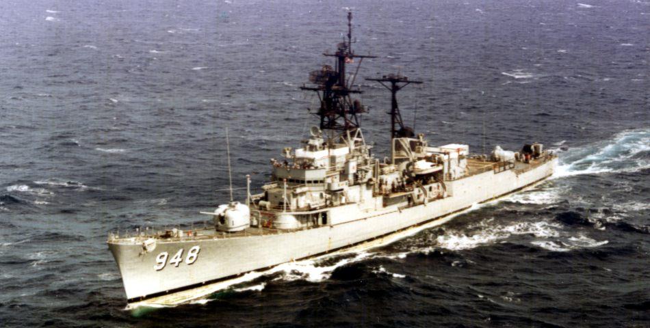 USS Morton