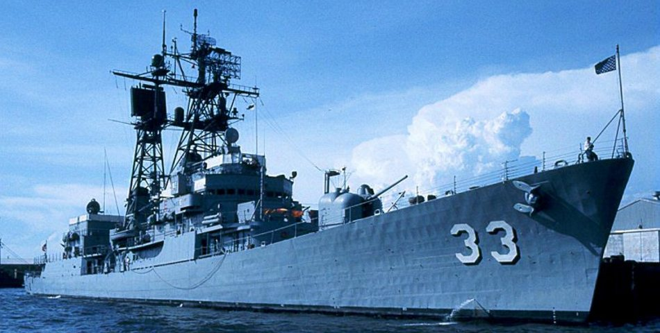 USS Parsons
