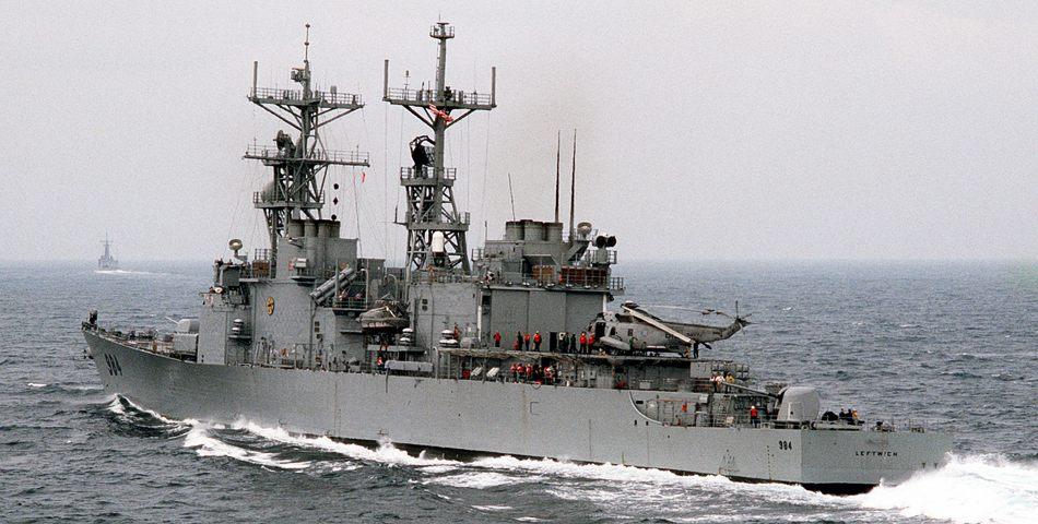 USS Leftwich