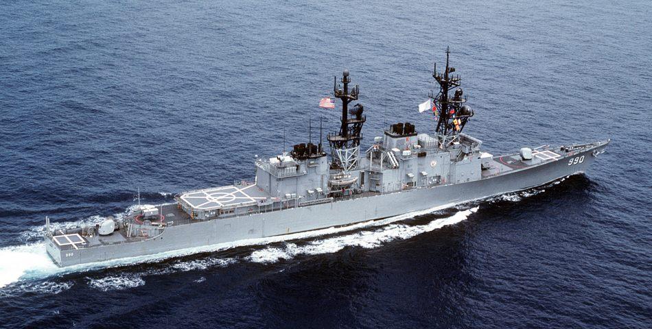 USS Ingersoll