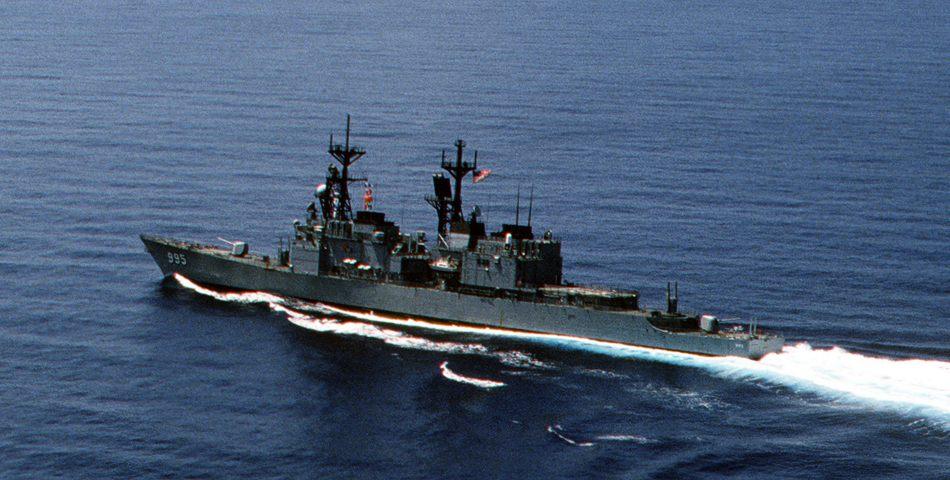 USS Scott